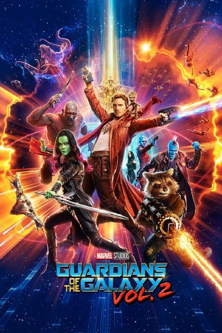 Marvel Guardians Of The Galaxy 61x91,5cm Movie Posters vol. 2